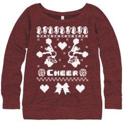 Cheer Sweater