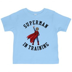 Superman in Training