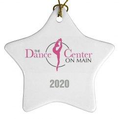 DCOM Christmas Ornament