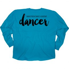 MDA Dancer Long Sleeve Tee