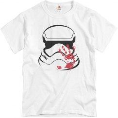 Stormtrooper Finn Shirt