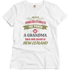 Custom Grandma Shirt