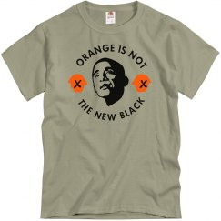 Orange Is Not The New Black