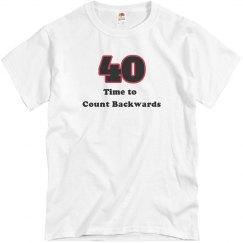 Count backwards