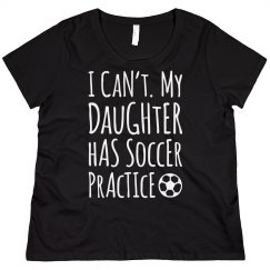 Soccer Mom Plus Pullover