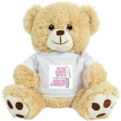 Matty Franklin's Bear