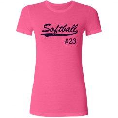 Neon Softball Jersey