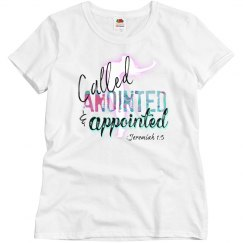 Called Anointed & Appointed