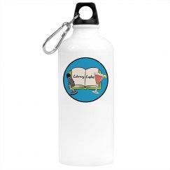 Literary Lush Water Bottle