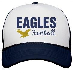 Eagles Football Hat