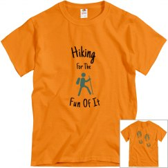 Men's Hiking For The Fun of It
