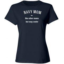 Navy mom way cooler