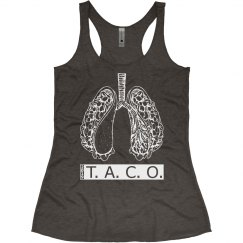 Taco-Lungs (White Design)