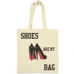Shoes are my bag