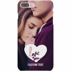 Custom Valentine's Day Phone Case