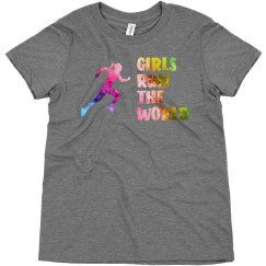 Girls Run The World - Tee