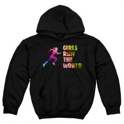 Girls Run The World - Hoodie