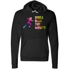 Girls Run The World - Adult Hoodie