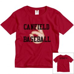 Canfield Baseball Districts And State Shirt