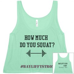 How much do you squat?