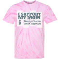 Support Pastel Tie Dye