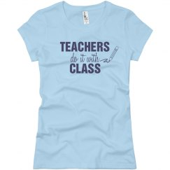 Teachers Do It With Class