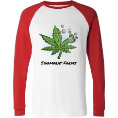 Swamprat Farms long sleeve shirt