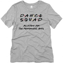 Ladies Dance Squad T APA