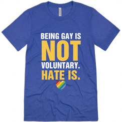 Don't Hate Pride Tee