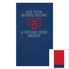 Custom School Mascot Face Cover