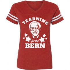 Yearning For The Bern