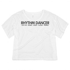 Rhythm Dancer Ballroom Shirt