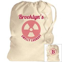 BROOKLYN. Laundry bag