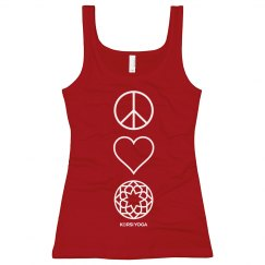 Peace Love Korsi - Tank