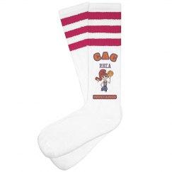 Socks- basketball girl