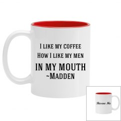 Madden's coffee