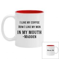 Madden's coffee