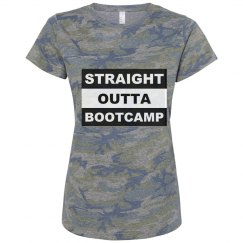 Straight out of bootcamp