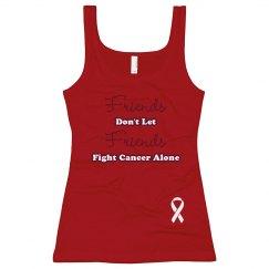 Never Fight Alone