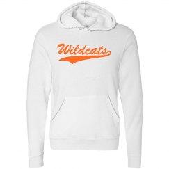 adult hoodie wildcats
