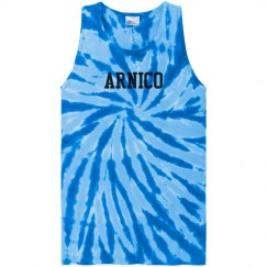 Arnico Tie Dye Tanks/Muscle Shirts