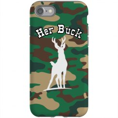 Her Buck Phone Case