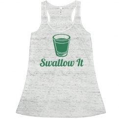 Swallow It: Tequila Shot Matching Tanks