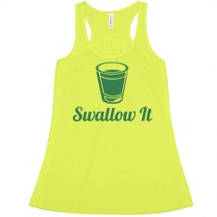 Swallow It: Tequila Shot Matching Tanks