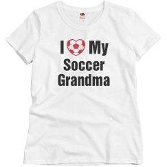 I love my Soccer Grandma