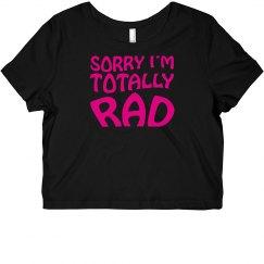 Totally Rad