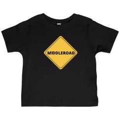 M!DDLEROAD Toddler T-Shirt