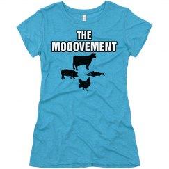 The Mooovement 1