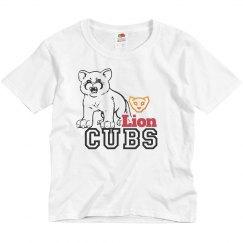 Official Lion cub shirt