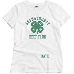 4-H Fair Beef Club